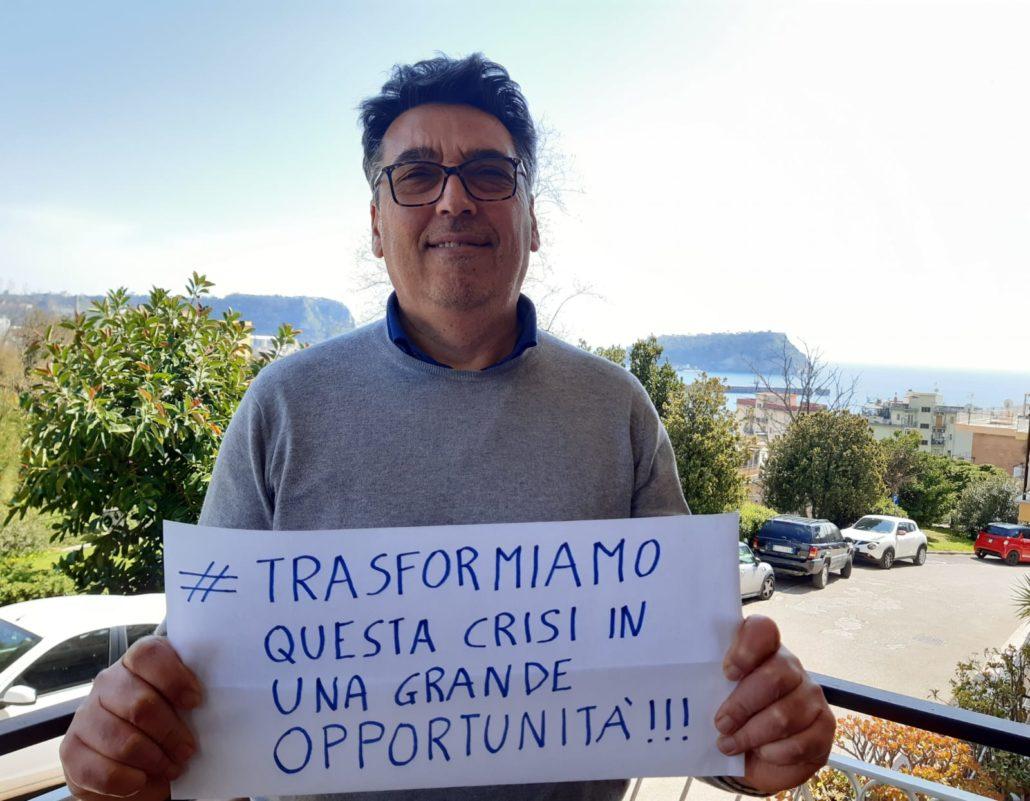 Trasformare la crisi in opportunità | Franco Cioffi